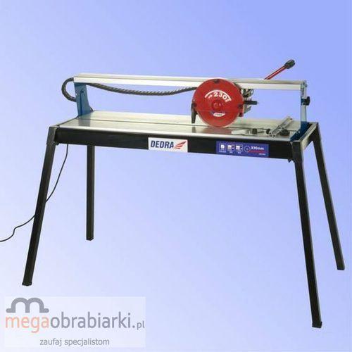 Produkt z kategorii- elektryczne przecinarki do glazury - DEDRA Przecinarka do glazury z przesuwną głowicą DED7831 RATY 0%