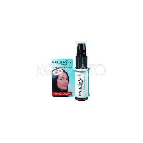 Produkt z kategorii- pozostałe kosmetyki do włosów - Marion Natura Silk Jedwabna kuracja, 13 ml