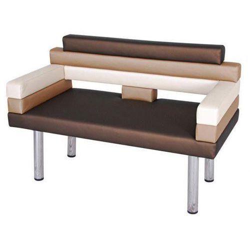 Sofa do poczekalni Modus Skaj Włoski, Ayala
