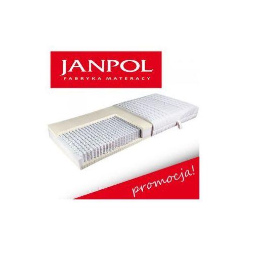 Materac ODYS, Rozmiar - 90x200, Pokrowce - Jersey - Dostawa 0zł, GRATISY i RABATY do 20% !!!, produkt marki Janpol