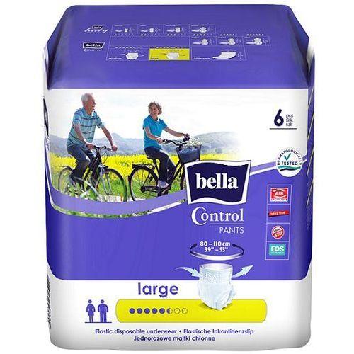Majtki chłonne Bella Control Pants Large 6szt., kup u jednego z partnerów