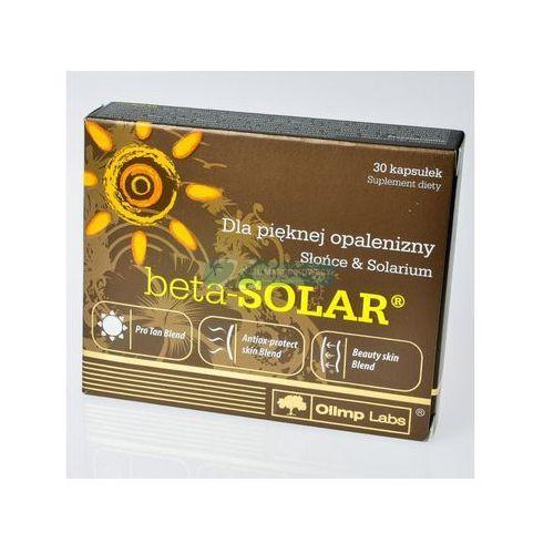 OLIMP Beta Solar 30 kaps., postać leku: kapsułki