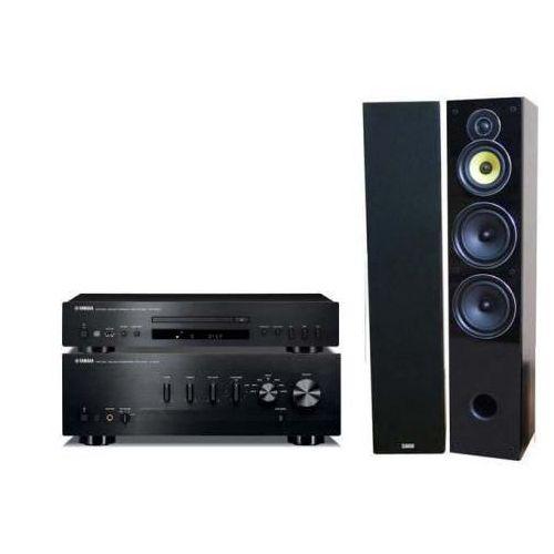 Artykuł YAMAHA A-S300 + CD-S300 + TAGA HARMONY TAV-606 v3 z kategorii zestawy hi-fi
