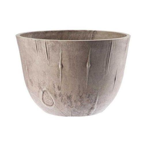 Donica Sęki 30cm, beżowa, produkt marki Galicja