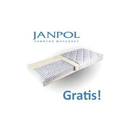 Materac ANDROMEDA 120x200 - Dostawa 0zł, GRATISY i RABATY do 20% !!!, produkt marki Janpol