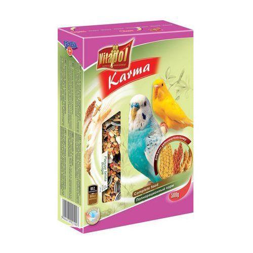 Pokarm pełnowartościowy dla Papużki falistej 500g, Vitapol