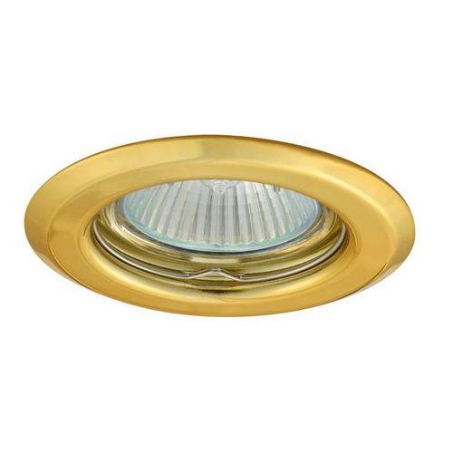 Oprawa halogenowa stała HDL14 złoto z kategorii oświetlenie