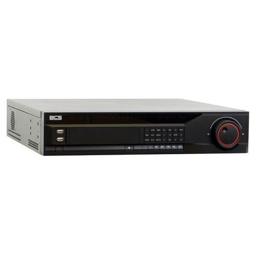 BCS DVR3208Q rejestrator cyfrowy 32x Wideo - 16 x Audio - 1 x SPOT VGA, HDMI, eSATA, USB2.0 i 8 HDD(do 3TB każdy).