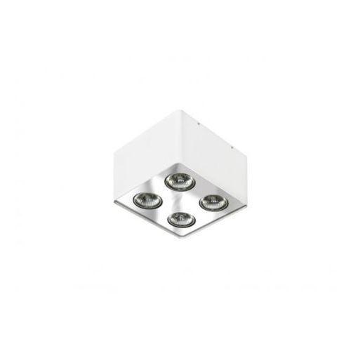 NINO 4 LAMPA NATYNKOWA FH31434S WH/CH AZZARDO z kategorii oświetlenie
