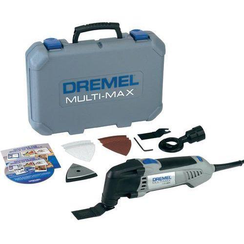 Narzędzie wielofunkcyjne z walizką i zestawem akcesoriów Dremel MM20-1/12, 250 W, kup u jednego z partnerów