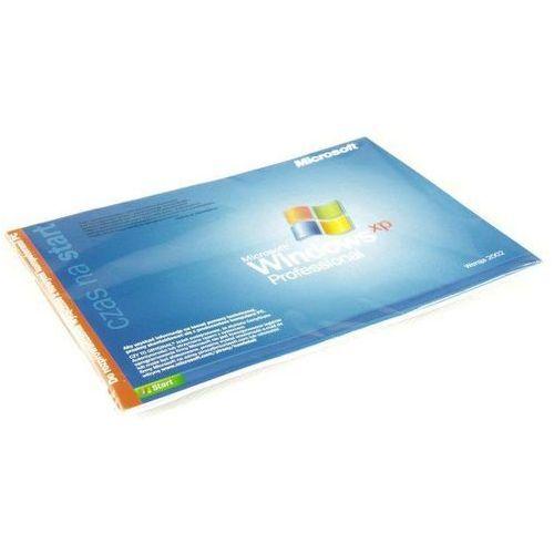 Microsoft MS Windows XP Professional SP3 Polish - 1 pack (E85-05781) - sprawdź w wybranym sklepie