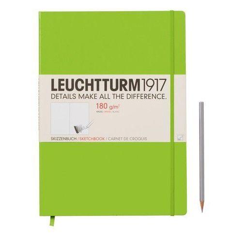 Szkicownik Master Leuchtturm1917 gładki limonkowy 344674 - oferta [2531daa87f037522]