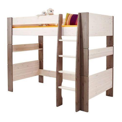 Łóżko piętrowe pojedyncze Steens for kids ze sklepu Meble Pumo