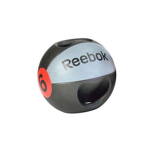 Piłka lekarska 6 kg (z uchwytem) RSB-10126, produkt marki Reebok