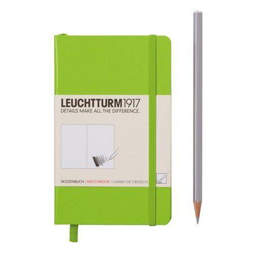 Szkicownik Pocket Leuchtturm1917 gładki limonkowy 344660 - oferta [258a612475a57512]