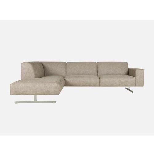 Sofa Linus narożna SET2 lewa ACKER 5 tkanina beżowa  E1777-5408-2S-ACKER5, Sits
