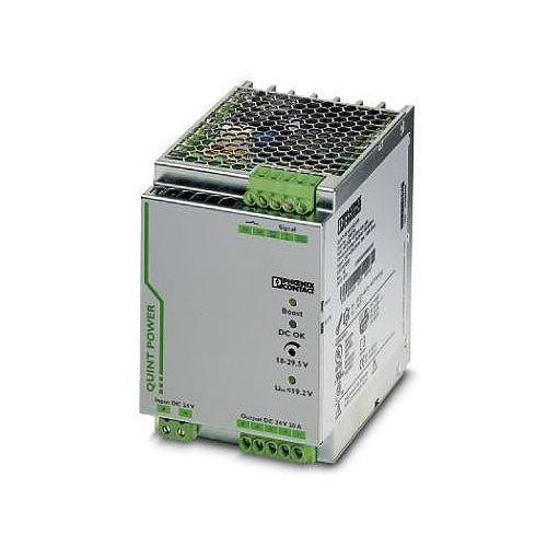 Przetwornik DC/DC na szynę DIN Phoenix Contact QUINT-PS/24DC/24DC/20 2320102, 24 V/DC 20 A z kategorii Transf