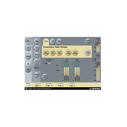 TC Electronic MD3 Stereo Mastering Power Core - produkt z kategorii- Pozostałe oprogramowanie