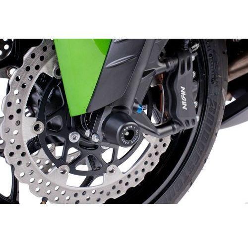 Protektory osi koła przedniego PUIG do Kawasaki ZZR1400 12-15 z kategorii crash pady motocyklowe