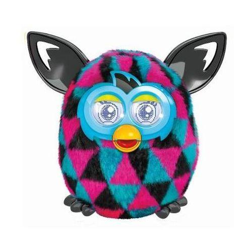 Hasbro Furby Sweet Boom Czarne i Różowe Paski - produkt dostępny w Satysfakcja