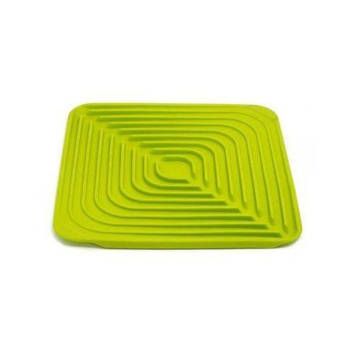 Składany ociekacz do naczyń FLUME, zielony - produkt z kategorii- suszarki do naczyń