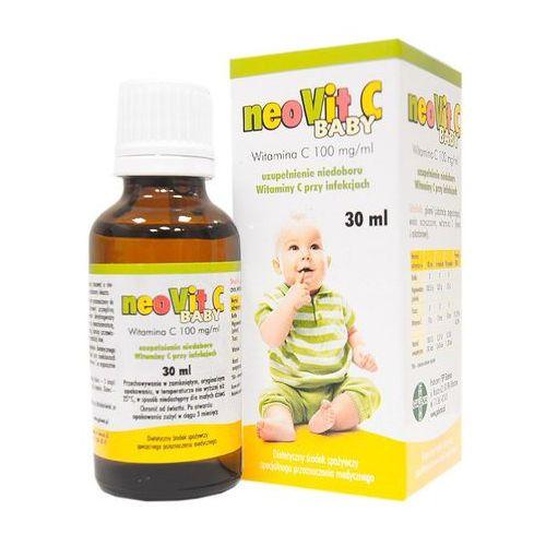 Neovit C Baby krople 30 ml, postać leku: krople