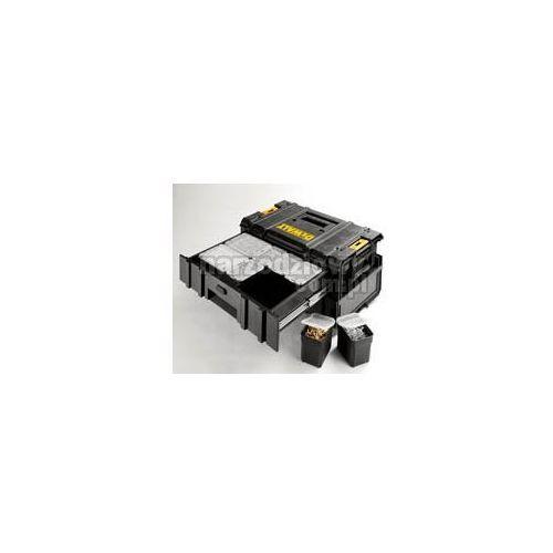 Towar z kategorii: skrzynki i walizki narzędziowe - DEWALT Skrzynka narzędziowa Tough System model DS250 (pr