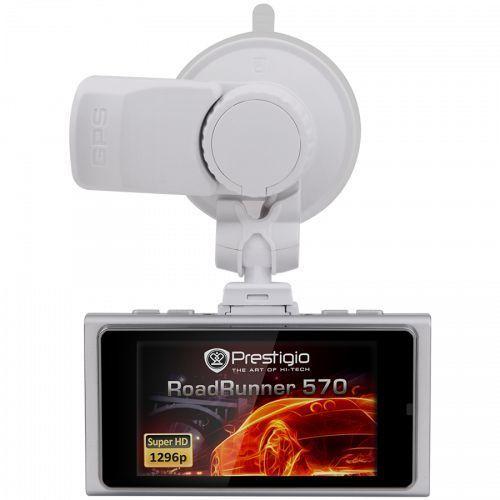 RoadRunner 570 GPS rejestrator producenta Prestigio