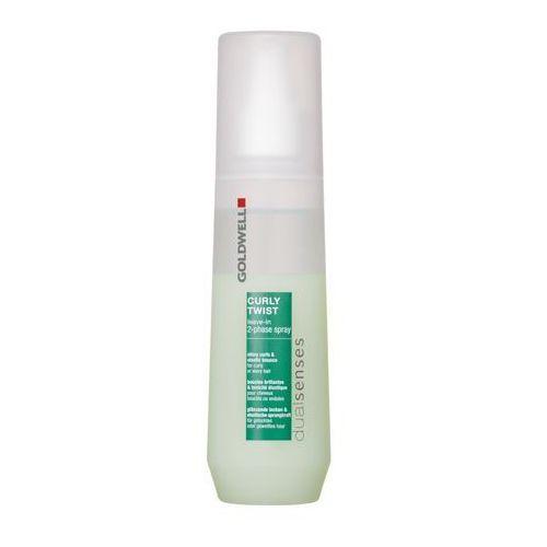 GOLDWELL DUALSENSES CURLY TWIST LEAVE- 2 PHASE SPRAY 150ml 2FAZOWA ODŻYWKA W SPRAYU - produkt z kategorii- odżywki do włosów