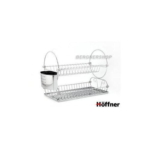 Produkt z kategorii- suszarki do naczyń - SUSZARKA OCIEKACZ DO NACZYŃ HOFFNER 2650