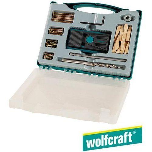 WOLFCRAFT Undercover Jig zestaw do wykonywania niewidocznych połączeń w drewnie WF4642000, kup u jednego z partnerów