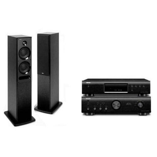 Artykuł DENON PMA-520 + DCD-520 + KEF C5 z kategorii zestawy hi-fi
