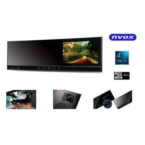 JW4380 rejestrator producenta Nvox