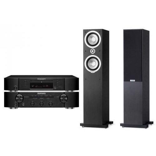 Artykuł MARANTZ PM5004 + CD5004 + TANNOY MERCURY Vi4 z kategorii zestawy hi-fi
