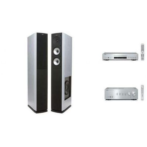 YAMAHA A-S301 + CD-S300 + JAMO S626 W - wieża, zestaw hifi - zmontuj tanio swój zestaw na stronie