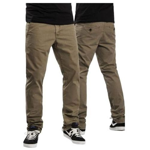 spodnie REELL - Grip Tapered Chino Dark Sand (DARK SAND) rozmiar: 30/30 - produkt z kategorii- spodnie męskie