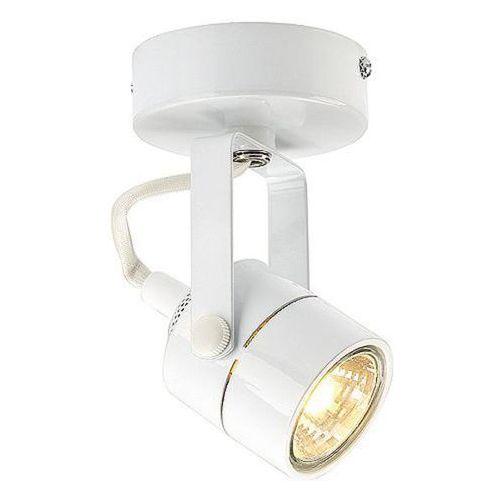 Oferta SPOT 79 GU10, biała, z rozetą 132021 - Spotline z kat.: oświetlenie