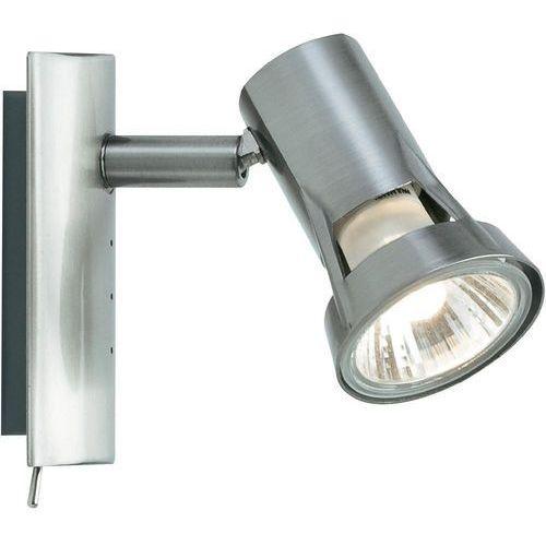 Produkt Lampa ścienna  66308, GU10, (SxWxG) 52 x 100 x 120 mm, Nikiel (satynowy), marki Paulmann