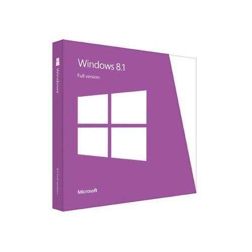 Microsoft Windows 8.1 Pro 32/64 bit BOX DVD PL - sprawdź w wybranym sklepie