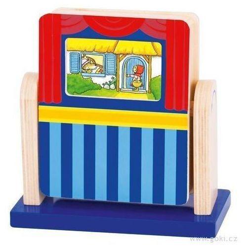 Teatrzyk - zabawki dla dzieci (pacynka, kukiełka)