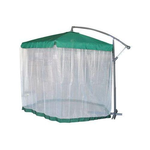 Oferta Malatec Parasol ogrodowy z moskitierą - zielony [651ae70db1a2e301]