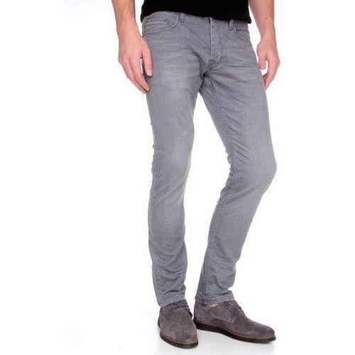 s.Oliver 712942_411qs 33/32 szary - produkt z kategorii- spodnie męskie