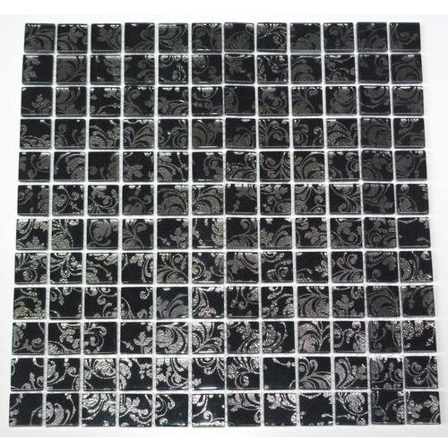 HALCON C-011 - Mozaika ścienna szklana 30x30 cm. Cristal szkło. (glazura i terakota)
