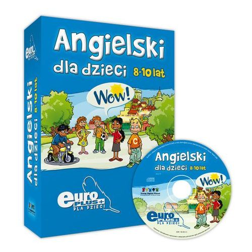 EuroPlus+ angielski dla dzieci WOW!