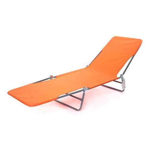 Happy Green Leżak plażowy II - ORANGE - produkt dostępny w Mall.pl