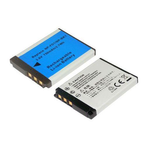 Hi-Power Bateria do aparatu cyfrowego SONY NP-BD1 z kat. akumulatory dedykowane