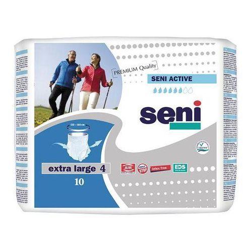 Majtki chłonne Seni Active (4) Extra Large 10szt., kup u jednego z partnerów