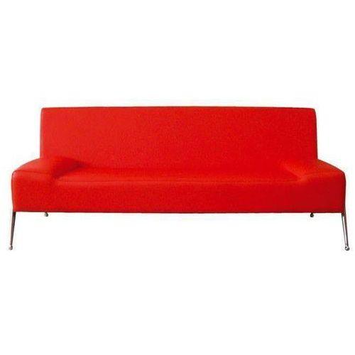Sofa do poczekalni Tarde Skaj Basic, Panda