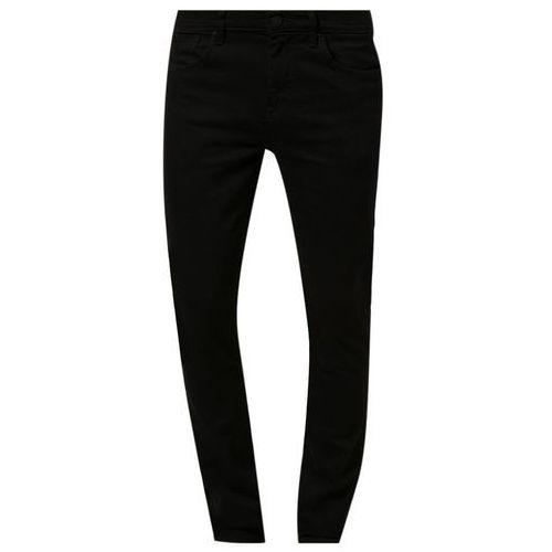 Produkt z kategorii- spodnie męskie - adidas Originals Jeansy Slim fit czarny