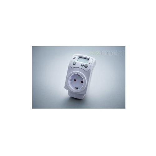 Termostat T002 manualny, wtyczkowy z kategorii Pozostałe ogrzewanie
